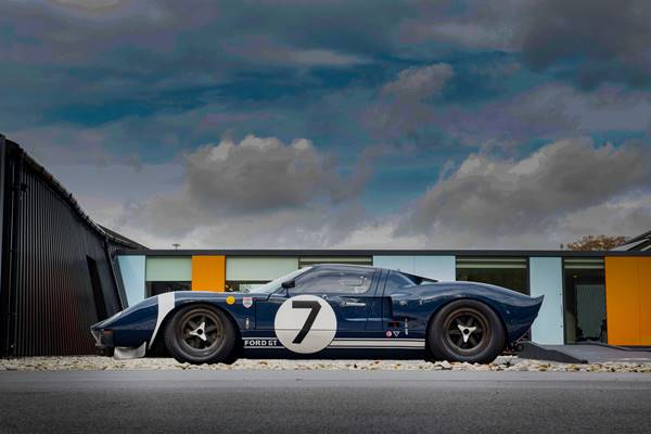 Ford GT 028