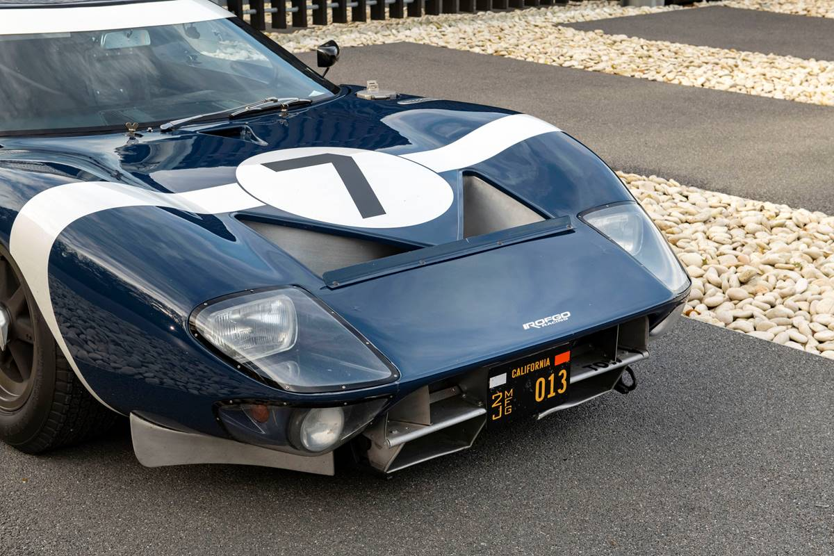 Ford GT 001