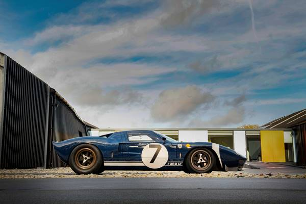 Ford GT 007