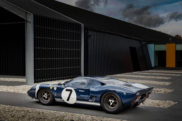 Ford GT 030